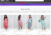 Spletne trgovine nosečniška oblacila seznam
