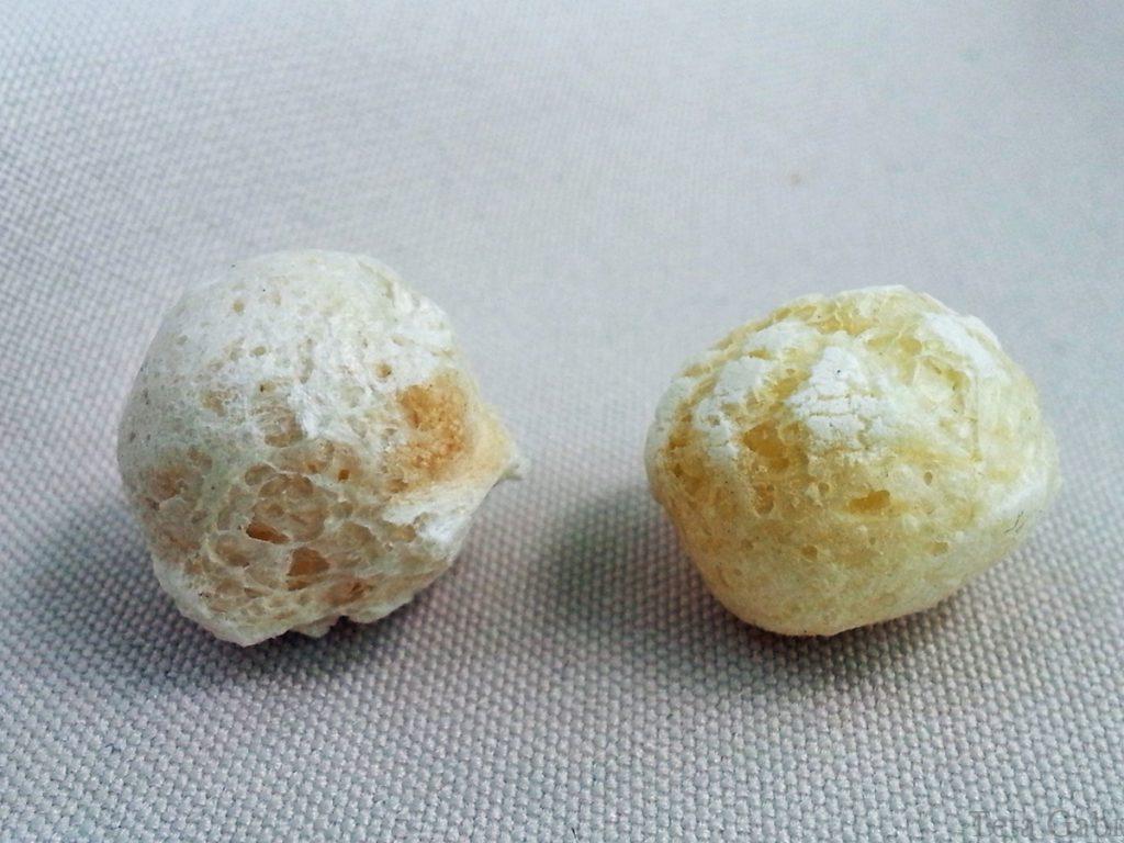 Alnatura in Hofer Prosene kroglice